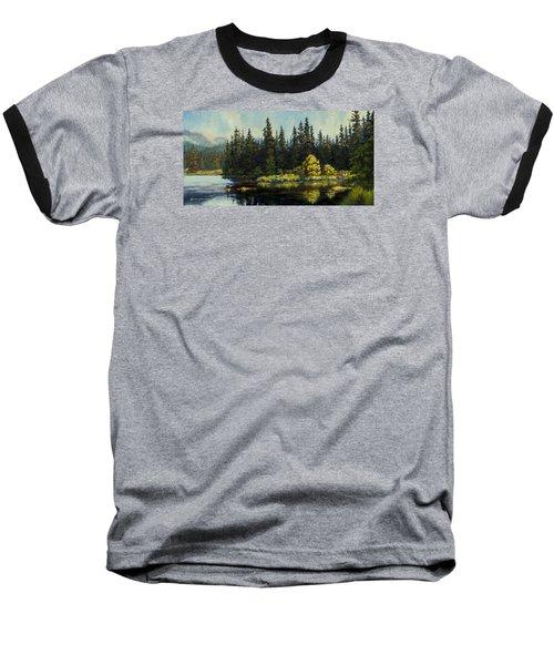 Peterson Lake Baseball T-Shirt
