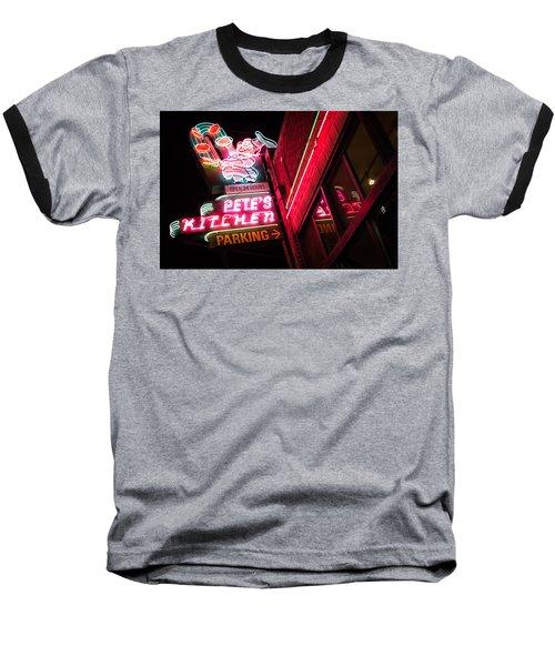Pete's On Colfax Baseball T-Shirt