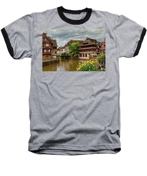 Petite France, Strasbourg Baseball T-Shirt