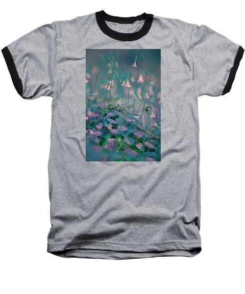 Petites Fleurs Baseball T-Shirt