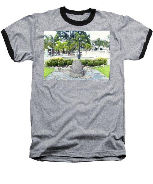 Petroglifo Boricua Baseball T-Shirt