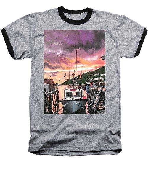 Petty Harbour Baseball T-Shirt