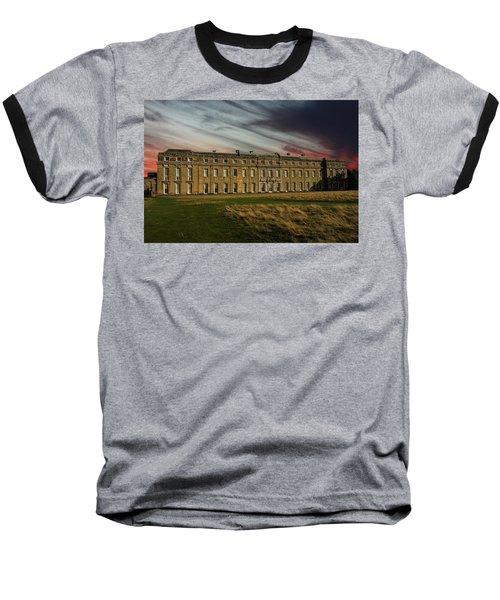 Petworth House Baseball T-Shirt by Martin Newman