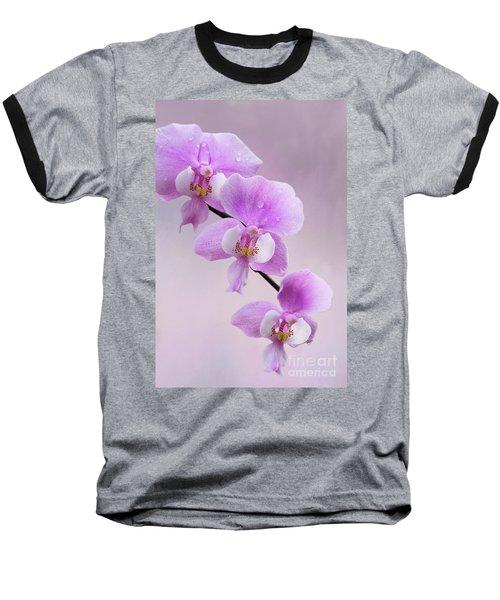 Phalaenopsis Schilleriana Fragrant Butterfly Orchid V2 Baseball T-Shirt