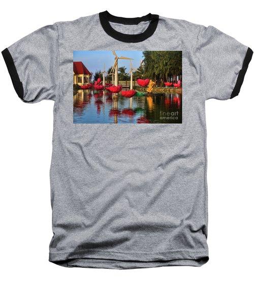Phan Thiet Sudi Resort 2 Baseball T-Shirt