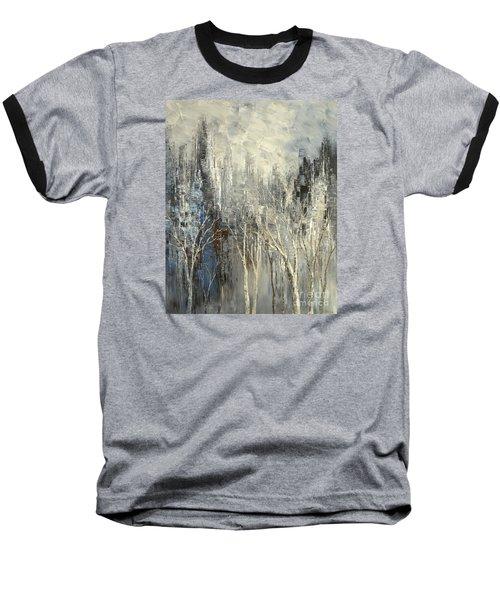 Phantom Glory Baseball T-Shirt by Tatiana Iliina