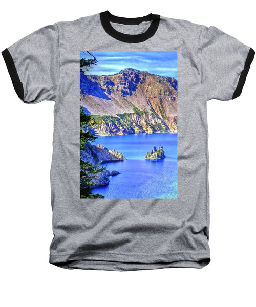 Phantom Ship Island Baseball T-Shirt