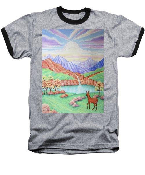Phantom Valley Baseball T-Shirt by Tracy Dennison