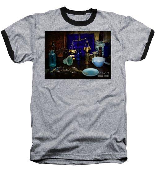 Pharmacist - Scale And Measure Baseball T-Shirt