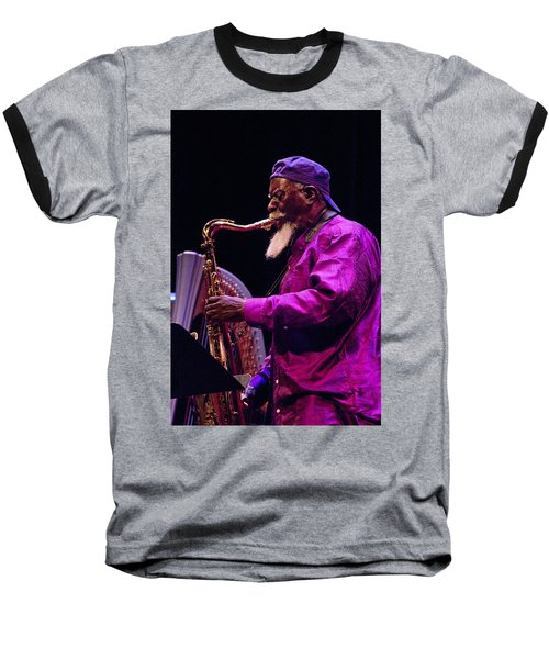 Pharoah Sanders 6 Baseball T-Shirt