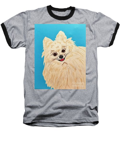 Phebe Date With Paint Nov 20th Baseball T-Shirt