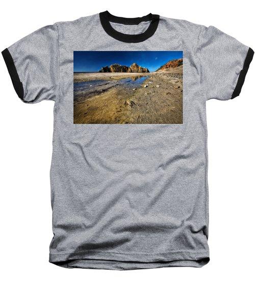 Baseball T-Shirt featuring the photograph Pheiffer Beach -keyhole Rock #18 - Big Sur, Ca by Jennifer Rondinelli Reilly - Fine Art Photography