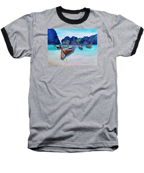 Phi Phi Island Baseball T-Shirt