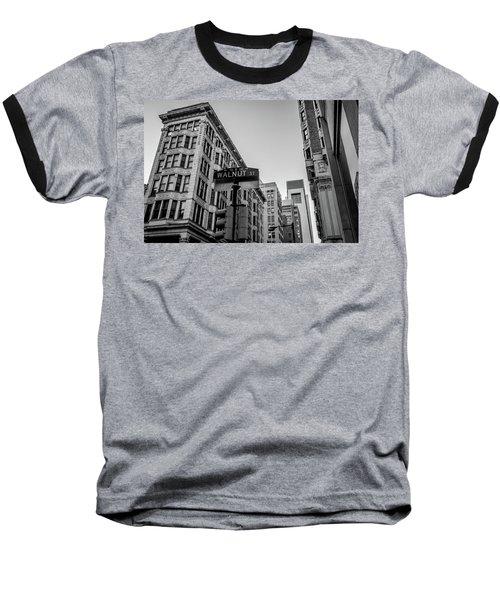 Philadelphia Urban Landscape - 0980 Baseball T-Shirt