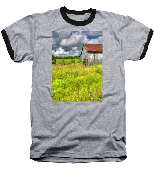 Phillip's Barn Baseball T-Shirt