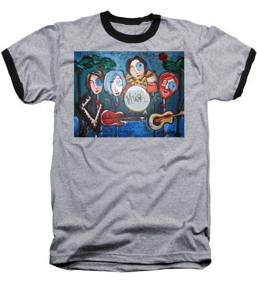 Phish At Big Cypress Baseball T-Shirt