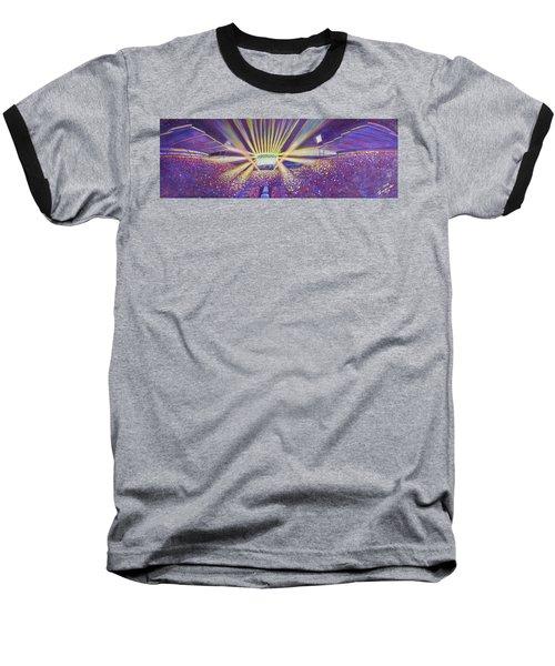 Phish At Dicks 2016 Baseball T-Shirt by David Sockrider