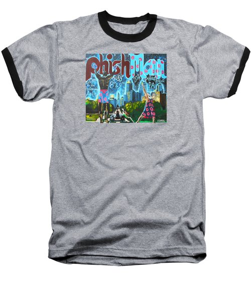 Phishmann Baseball T-Shirt