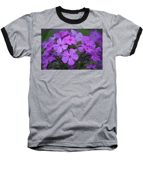 Phlox Baseball T-Shirt
