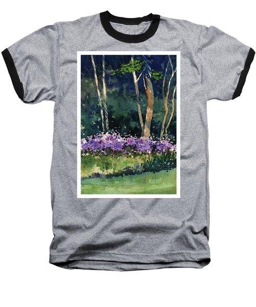 Phlox Meadow, Harrington State Park Baseball T-Shirt