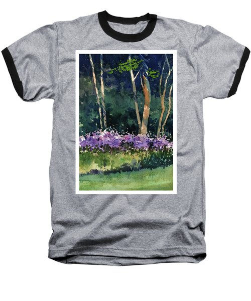 Phlox Meadow, Harrington State Park Baseball T-Shirt