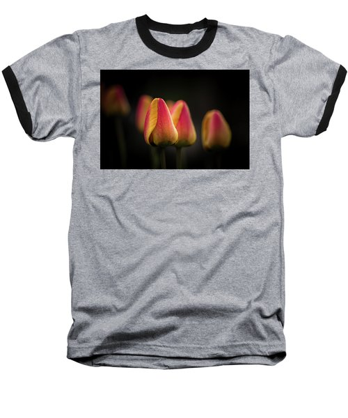 Phocus Pocus Baseball T-Shirt by Peter Scott