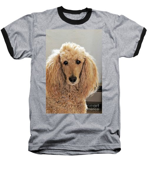 Baseball T-Shirt featuring the photograph Phoebe by Michele Penner