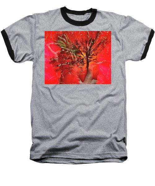 Baseball T-Shirt featuring the photograph Photo Sin Thesis by Susan Capuano