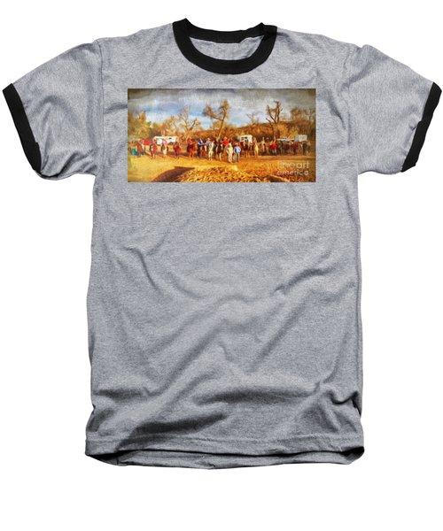 Happy Trails Baseball T-Shirt