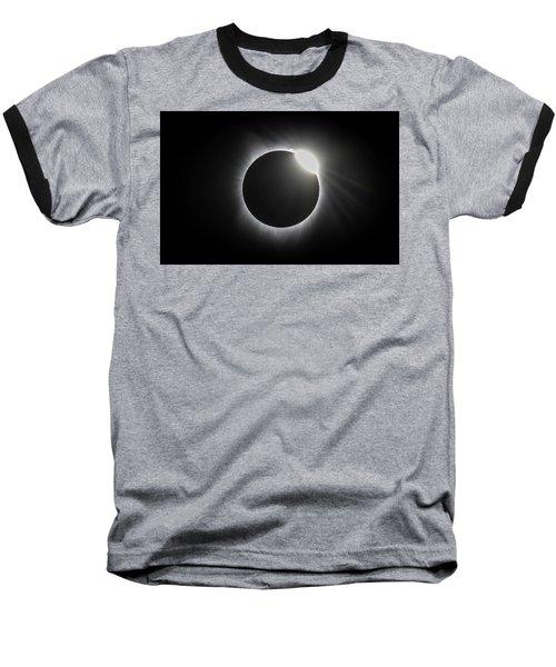 Grandfather Mountain Sunrise Baseball T-Shirt