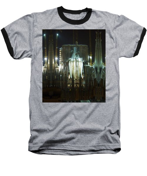 Photography Lights N Shades Sagrada Temple Download For Personal Commercial Projects Bulk Printing Baseball T-Shirt