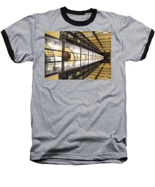 004 - Photon Cannon Baseball T-Shirt