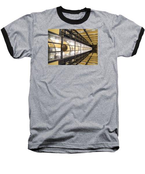 Photon Cannon Baseball T-Shirt