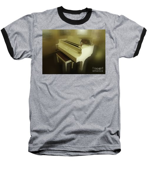 Piano Dream Baseball T-Shirt