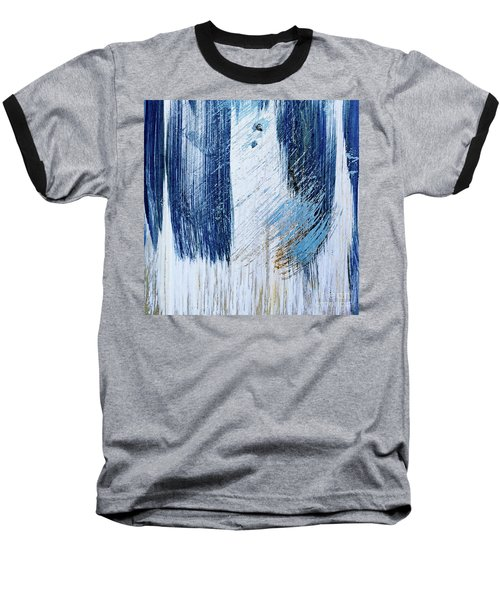 Piano Keys Baseball T-Shirt