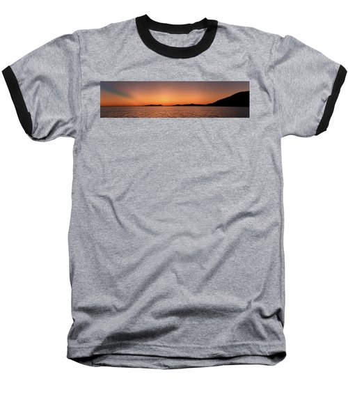 Pic Horizons Baseball T-Shirt
