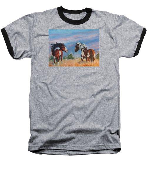 Picasso Challenge Baseball T-Shirt