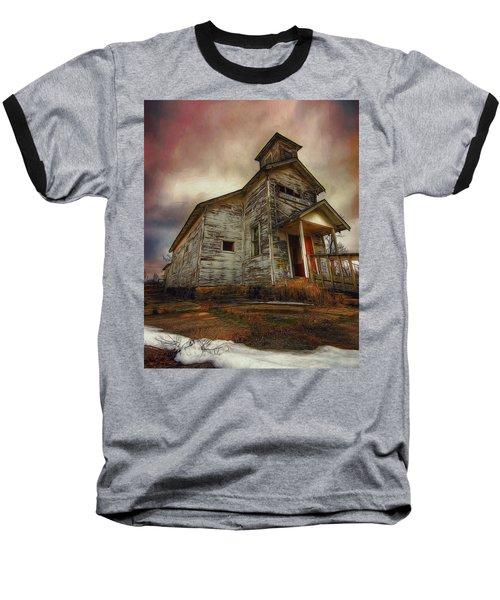 Picher Christian Church Baseball T-Shirt