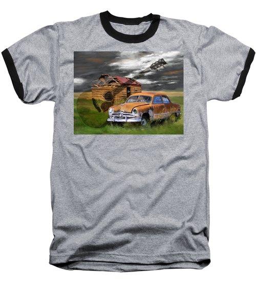 Pickin Out Yesterday Baseball T-Shirt