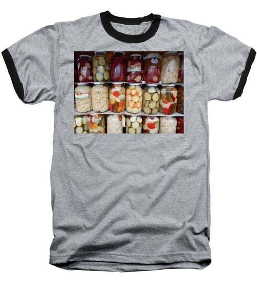 Pickles Anyone?  Baseball T-Shirt