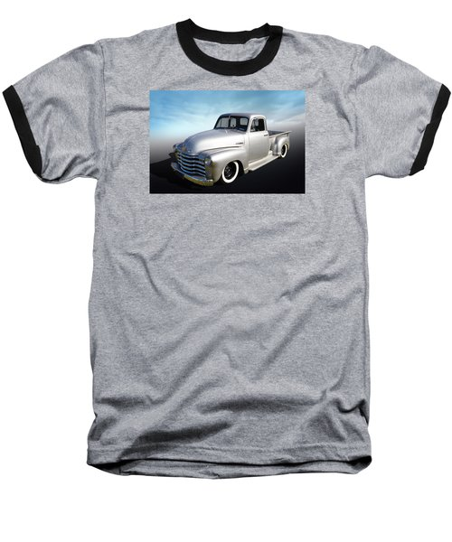 Baseball T-Shirt featuring the photograph Pickup Truck by Keith Hawley
