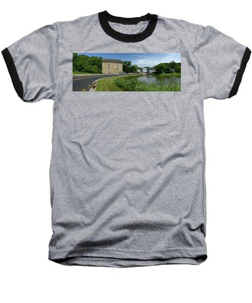 Pickwick Mill Panorama Baseball T-Shirt