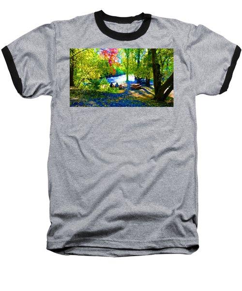 Picnic Baseball T-Shirt