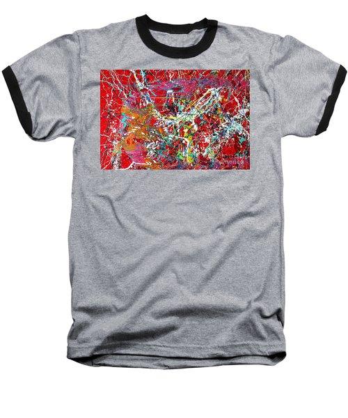 Pictographic Interpretation Baseball T-Shirt