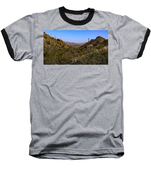 Picture Rocks 24 Baseball T-Shirt