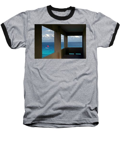 Picture Windows Baseball T-Shirt