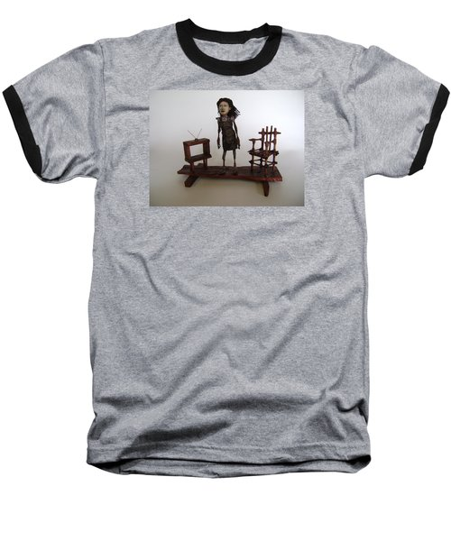 Pictures Of You Baseball T-Shirt