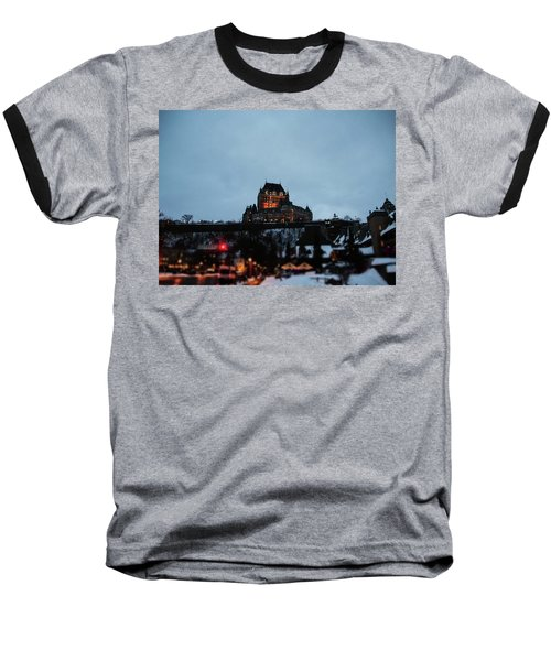 Picturesque Baseball T-Shirt