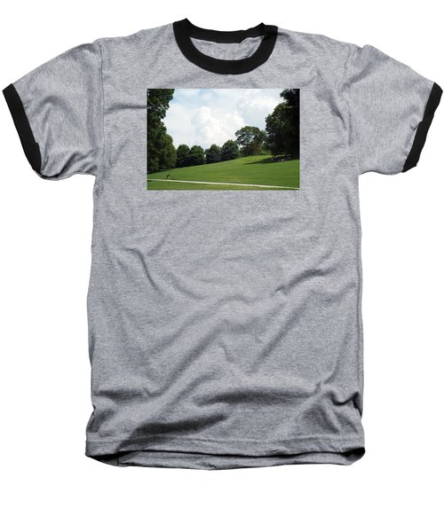 Piedmont Park Baseball T-Shirt by Jake Hartz