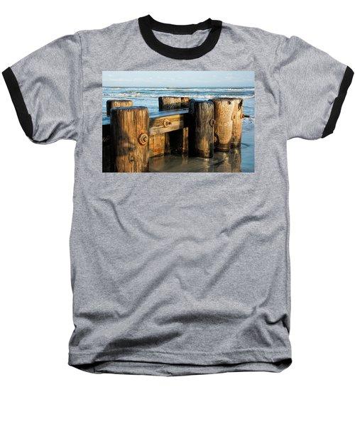 Pier Perspective Baseball T-Shirt